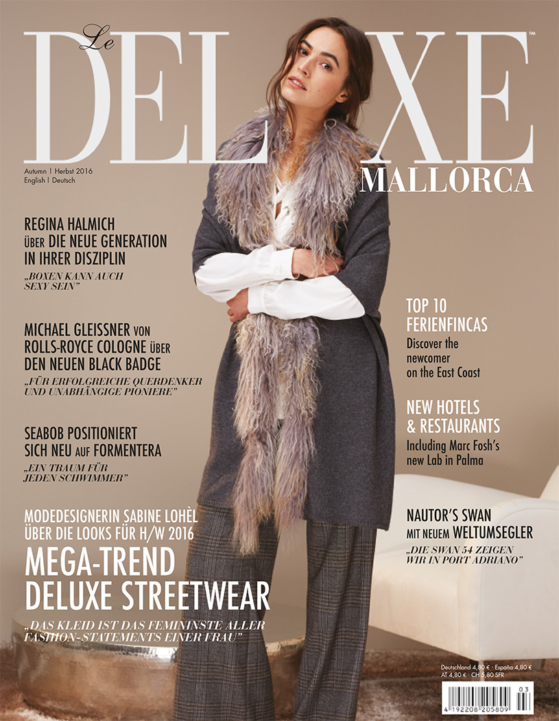 All About Anna 2016 English deluxe magazine | le deluxe | mallorca
